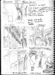 IX Sketches 1 preview