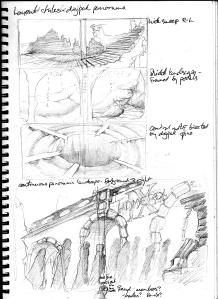IX Sketches 2 preview
