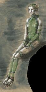 Green suit 1 800